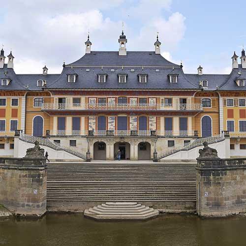 Tour 03 - Schlosspark Pillnitz