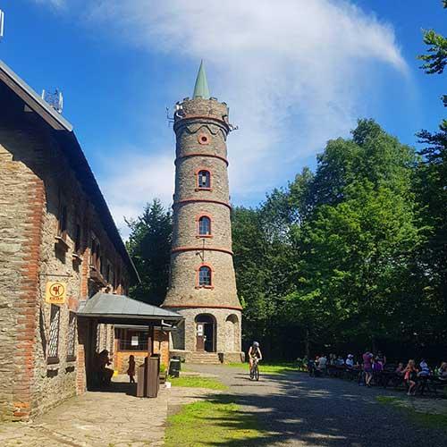 Tour 13 - Tannenberg (Jedlová)